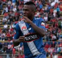 GUAYAQUIL, Ecuador.- Bolaños es considerado el mejor jugador del torneo nacional.