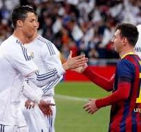 Real Madrid recibirá al FC Barcelona por la fecha 12 de la Liga española.