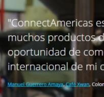 La red permite conectarse con posibles proveedores, clientes, socios e inversionistas de la región y del mundo. Foto: ConnectAmericas.com
