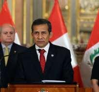 El Gobierno peruano recibió una carta de protesta de Chile por la normativa aprobada. Foto: EFE