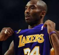 Kobe Bryant anunció su retiro como jugador profesional tras 20 temporadas.