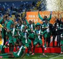 Nigeria venció 2-0 a Mali en la final de la Copa del Mundo sub 17 que se desarrolló en Chile.
