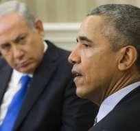 El objetivo de Israel es incrementar el monto anual que aporta EE.UU. a su seguridad. Foto: AFP