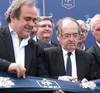 Michel Platini presentó oficialmente su recurso de apelación al TAS para dejar sin efecto la suspensión que pesa sobre él.