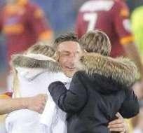 """ROMA. Italia.- La denominada """"Mafia Capitale"""" pudo intentar un secuestro al hijo de Totti."""