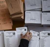 España elegirá 350 diputados del Congreso y 208 senadores que definirán el gobierno. Foto: AFP