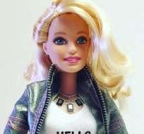 """La nueva muñeca Barbie es """"inteligente"""" y está conectada. Aunque demasiado conectada para algunos activistas que defienden la privacidad en línea."""