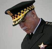 El exsuperintendente de la policía de Chicago, Garry McCarthy, renunció tras darse a conocer la cinta en la que se ve cómo la policía le disparó a McDonald.