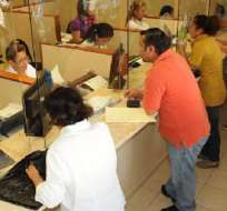 Los trabajadores serán evaluados para decidir si pasan a otra endidad o son desvinculados. Foto referencial