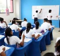ECUADOR.- El Ministerio anunció que las vacaciones para el ciclo Costa serán solo de cuatro días. Foto: El Ciudadano