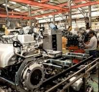 ECUADOR.- La Corporación Maresa, que lleva 40 años, ensambla vehículos de marcas como Mazda, Fiat, entre otros. Foto: Internet