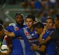 GUAYAQUIL, Ecuador.- Emelec ha sido el equipo ecuatoriano más regular en Libertadores de los últimos años. Foto: API