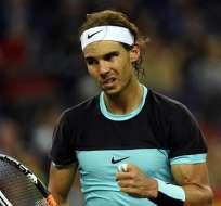 Rafael Nadal confesó haber tenido miedo al fracaso y por eso jugaba con mucha ansiedad.