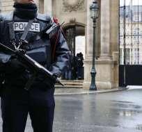 Yassin Salhi se suicidó en su celda de aislamiento en las afueras de París. Foto: Referencial