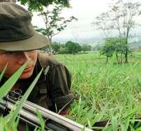 Más de 3.500 menores colombianos fueron reclutados por las FARC desde 1999. Foto genérica de archivo.