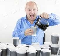 ¿Cuántos cafés son demasiados?