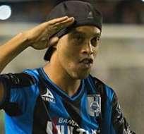 GUAYAQUIL, Ecuador.- 'Dinho' es uno de los jugadores más queridos por los aficionados.