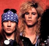 LOS ÁNGELES, EE.UU.- Guns N' Roses decidió reunirse ya que la banda ganaría alrededor de unos 3 millones por show, según Billboard.