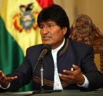 El presidente Evo Morales ordenó la medida en una zona invadida por el narcotráfico. Foto: Archivo
