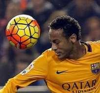 El brasileño espera recuperarse para el mundial de clubes. Foto: EFE.