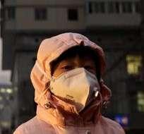 La metrópolis registró los peores niveles de calidad del aire del año hace una semana.