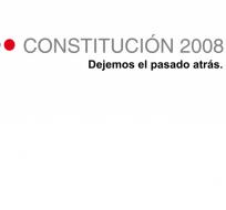 ECUADOR.- La Asamblea Constituyente de Montecristi modificó la Constitución en el 2008.