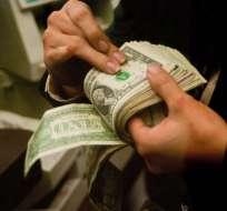 Solo en Guayaquil se indentificaron 20.658 billetes falsos, según el Banco Central. Foto: Referencial / http://diariomovil.com.ar/