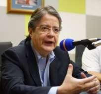 El líder de CREO felicitó en redes a los rostros de la oposición venezolana. Foto: Twitter / Guillermo Lasso