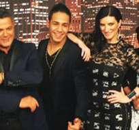 El ecuatoriano Christopher Vélez Muñoz ocupó el primer lugar, de los cinco disponibles, del concurso La Banda que llegó a su final en Estados Unidos. Foto tomada de Univision