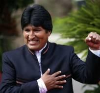 El 21 de febrero, Bolivia decidirá si permite una nueva candidatura del mandatario. Foto: Web