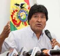 El mandatario boliviano aseguró que se usa al organismo mediante diversos intereses. Foto: EFE