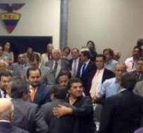 GUAYAQUIL, Ecuador.- Por unanimidad se aprobó la creación de la Liga Profesional.