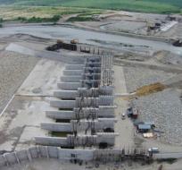 ECUADOR.- Los proyectos hídricos Cañar y Naranjal complementan la labor de la obra Bulubulu. Foto: Presidencia