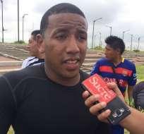 Joao Plata trabaja en la parte física hasta sumarse a la pretemporada con el Real Salt Lake.