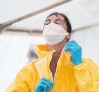 La organización también advirtió el riesgo de pequeños brotes adicionales. Foto: Referencial / Médicos Sin Fronteras