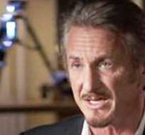 """""""Si no hubiese consumo, no habría ventas"""", afirmó Penn sobre las drogas en una entrevista. Foto: Captura Video."""