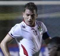 QUITO, Ecuador.- Larrea aún no tiene equipo para el 2016.