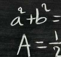 El truco matemático que se viralizó en Twitter.