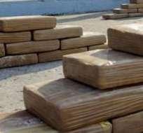 Según las investigaciones, la droga era ingresada desde Colombia en pequeñas cantidades y se juntaba en un centro de acopio en El Carmen. Foto Referencial.