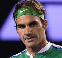 El suizo Roger Federer impuso una nueva marca en su carrera deportiva.