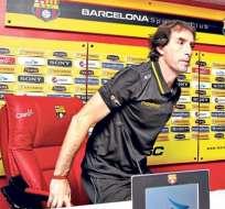 Guillermo Almada considera que el equipo debe tener descanso para recuperarse de la pretemporada.