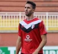 Gutieri Tomelin sufrió una rara lesión.