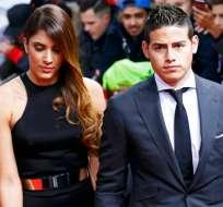 MADRID, España.- Daniela Ospina considera que se trata de dañar la imagen de su esposo.
