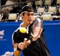 QUITO, Ecuador.- Lapentti fue eliminado en primera ronda del singles.
