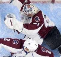 MOSCÚ, Rusia.- Un golpe en el cuello acabó con la vida del jugador de hockey juvenil.