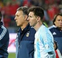 Lionel Messi no será convocado para los Juegos Olímpicos de Rio de Janeiro 2016.