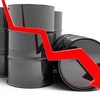 Precio del petróleo baja un 1,75 % a pesar de reporte de reservas de EE.UU