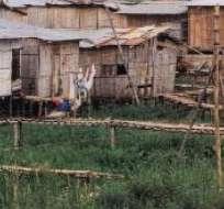 GUAYAQUIL, Ecuador.- El COIP sanciona de 5 a 7 años de cárcel a quienes promuevan u organicen asentamiento ilegal. Foto: Archivo.