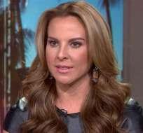 La actriz es investigada por autoridades mexicanas por supuesto vínculo con el 'Chapo'. Foto: Web