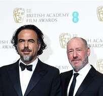 LONDRES, Reino Unido.- La cinta ganó los premios a mejor película, director y actor principal. Foto: EFE.